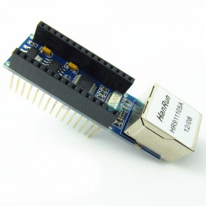 Ethernet Shield для Arduino Nano